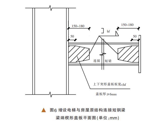 既有建筑增设外挂电梯结构设计关键技术研究