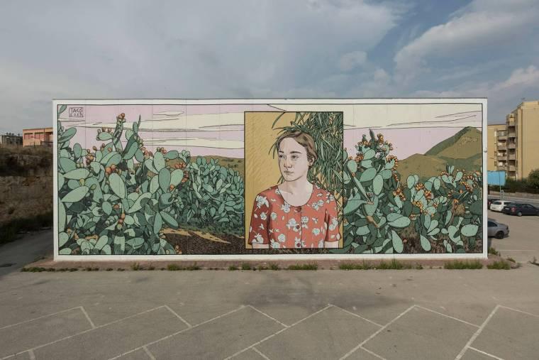 希腊街头壁画艺术-15637625391