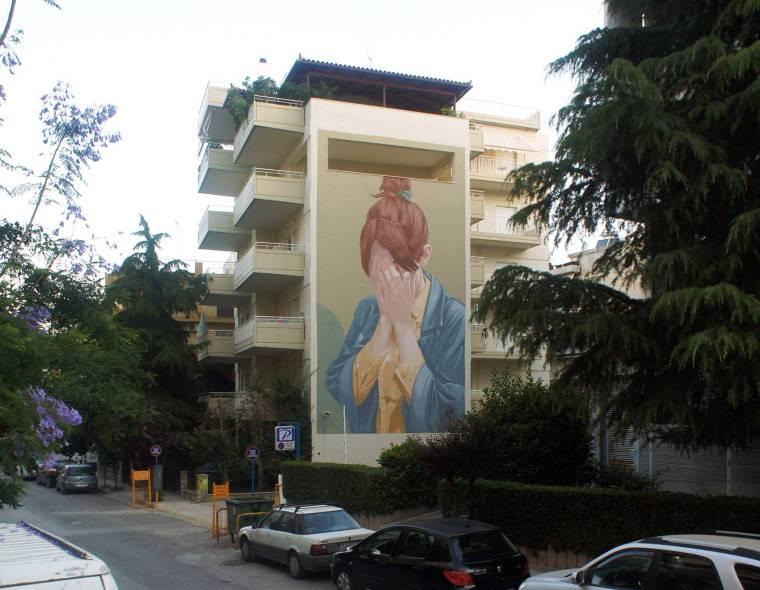 希腊街头壁画艺术-15637625395