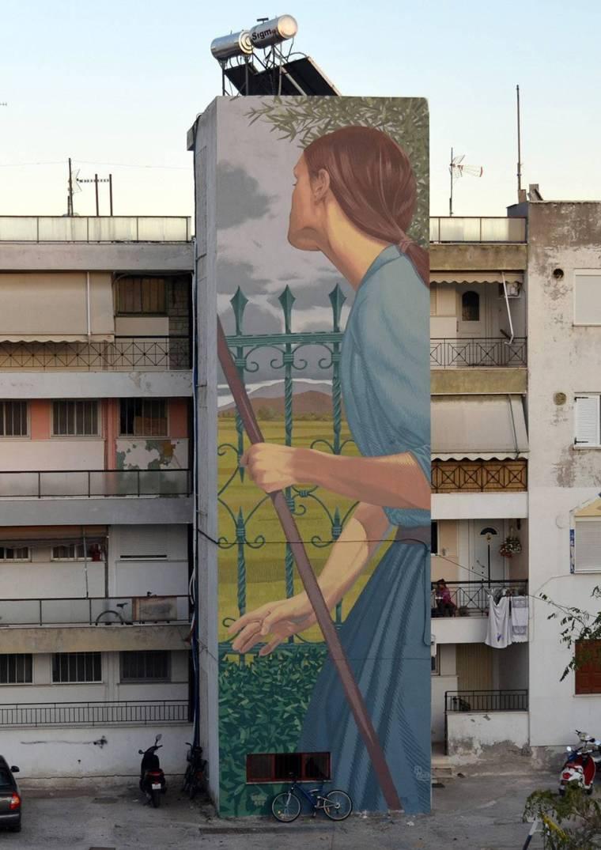 希腊街头壁画艺术-156376253911