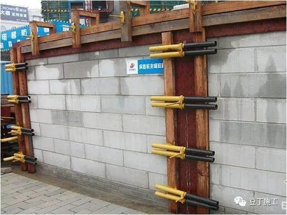 模板工程施工工艺解读,照此做法错不了!_3