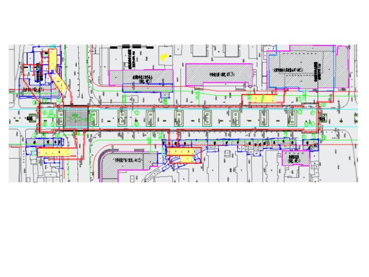 施工防水缺陷处理资料下载-[太原]地铁车站地连墙缺陷治理专项施工方案