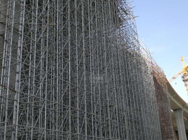 高大模板安全专项施工方案