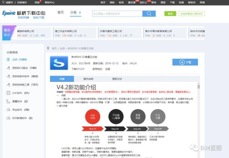 25款BIM国产软件(含Revit插件)汇总_13