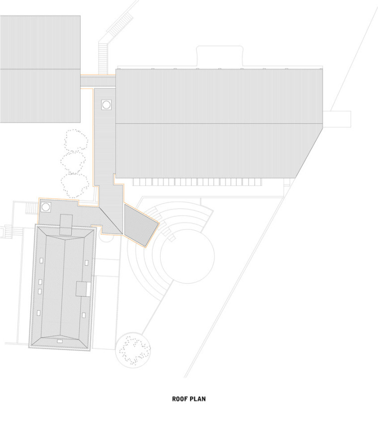 葡萄牙ARTAVE/CCM音乐学校-5_Roof_Plan