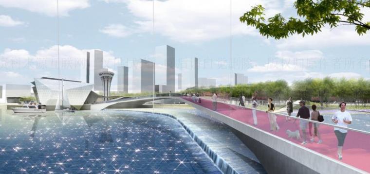 都市区景观效果图
