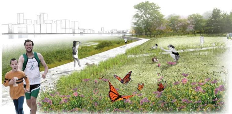 生态景观效果图2