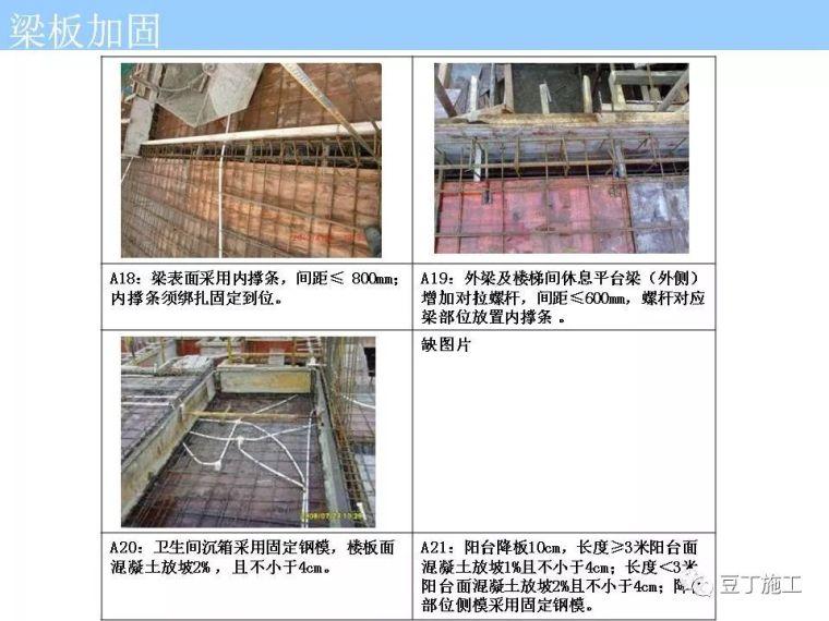 图解建筑各分部工程施工工艺流程,非常全面_34