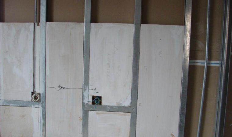 06 墙内隔墙管线安装
