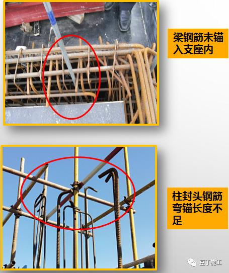 工程质量常见问题照片176项,拿来做培训!_25