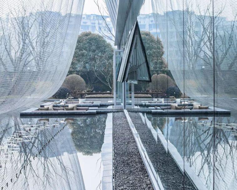 半透明,犹抱琵琶半遮面的景观设计_47