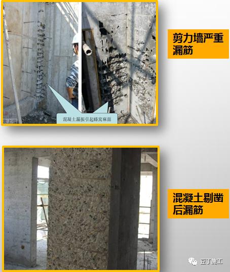 工程质量常见问题照片176项,拿来做培训!_44