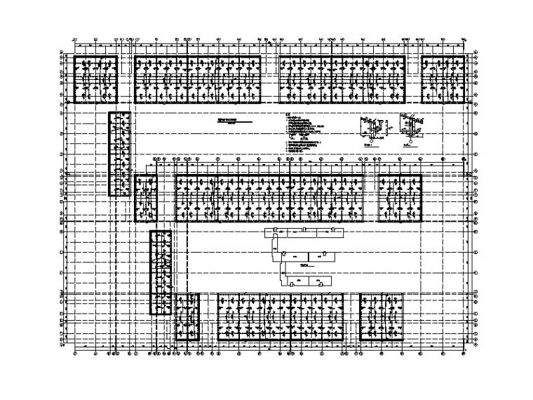 学生公寓可研报告资料下载-[重庆]6层剪力墙结构学生公寓结施图纸2018