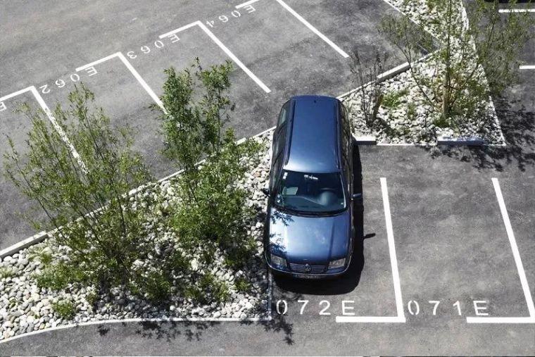绞尽脑汁,没有搞不定的停车场!_34
