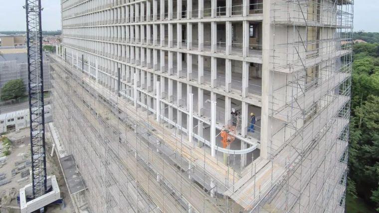 高端住宅公建化立面设计_4