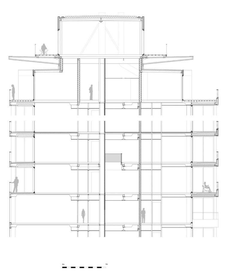 高端住宅公建化立面设计_25