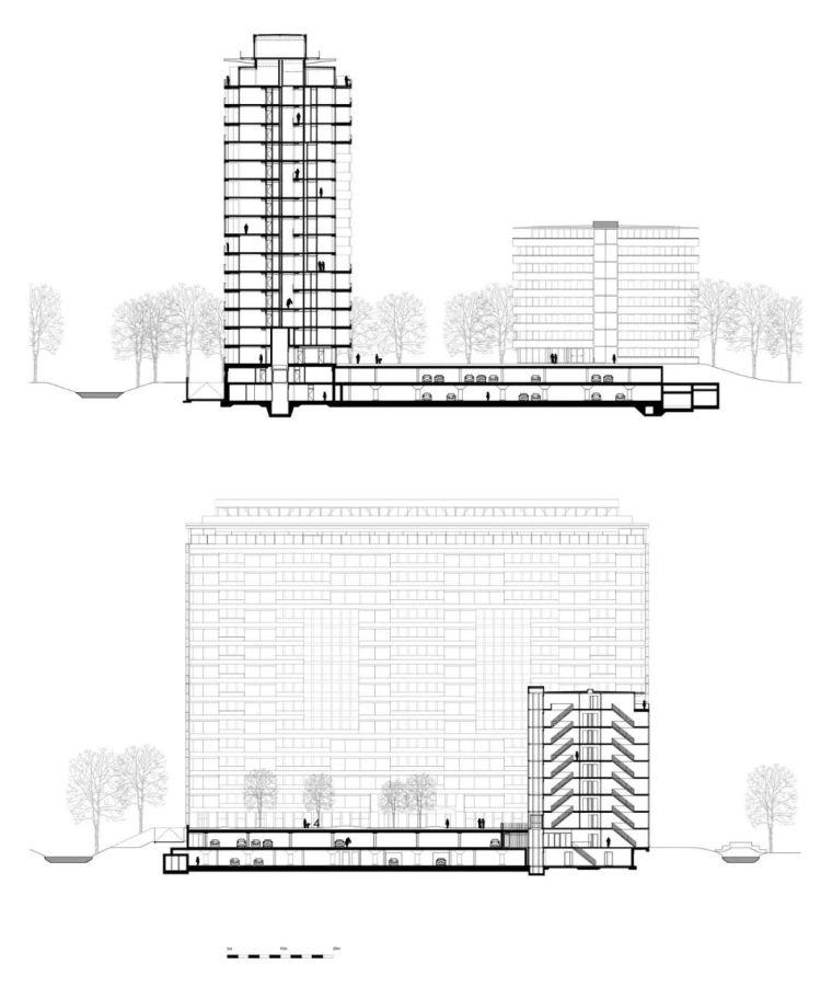 高端住宅公建化立面设计_24