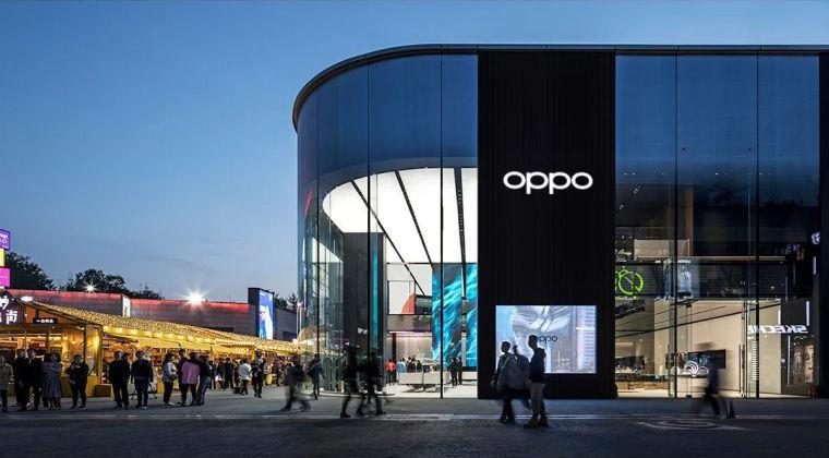 北京 OPPO 超级旗舰店 · 自然发生