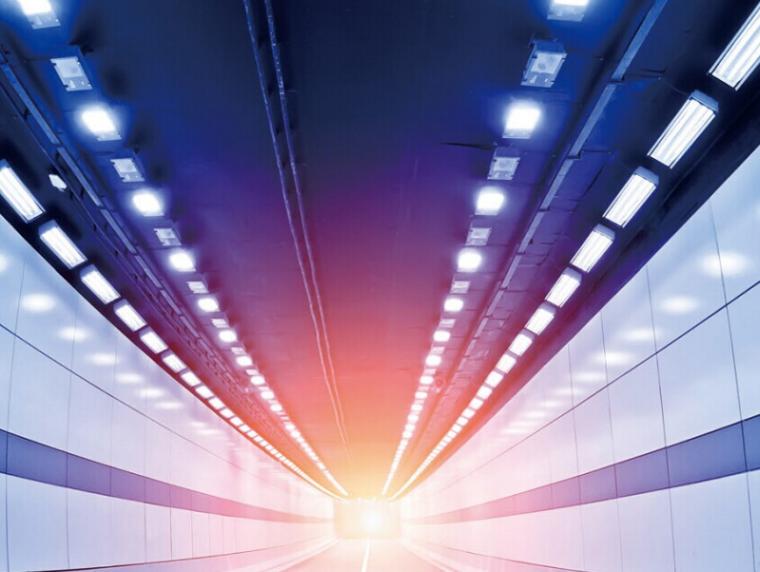 [重庆]公路和隧道照明改造工程二标设计图