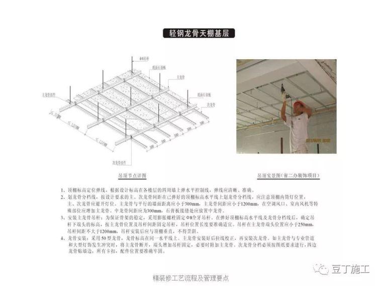 图解建筑各分部工程施工工艺流程,非常全面_123