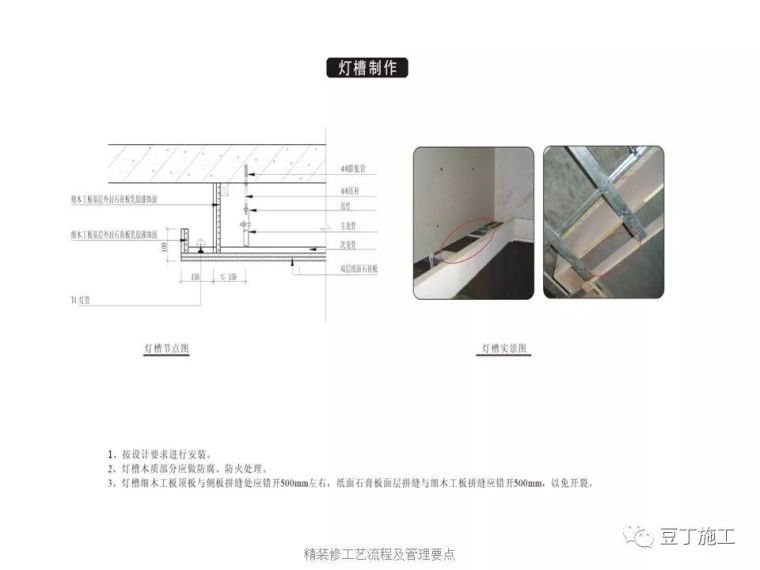 图解建筑各分部工程施工工艺流程,非常全面_125