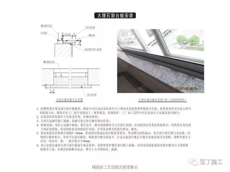 图解建筑各分部工程施工工艺流程,非常全面_140