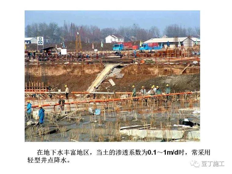 图解建筑各分部工程施工工艺流程,非常全面_17