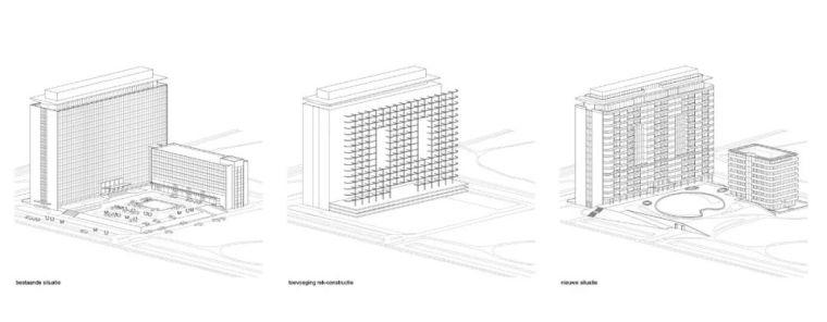 高端住宅公建化立面设计_28
