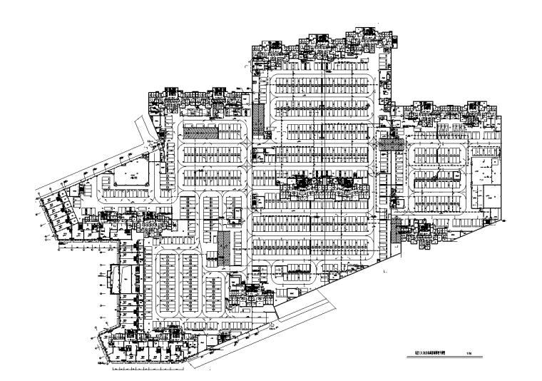 河北弱电住宅智能化电气施工图(完整版)