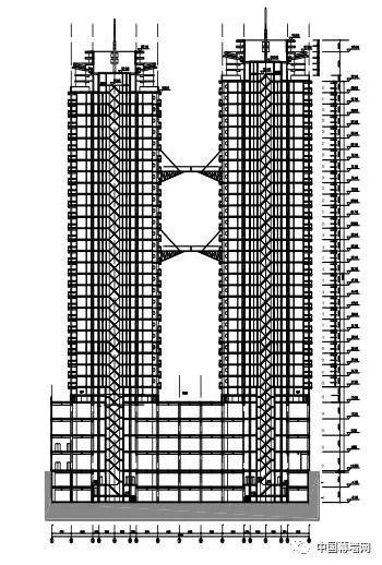 10个经典案例带你一起分析高层结构设计难点_11