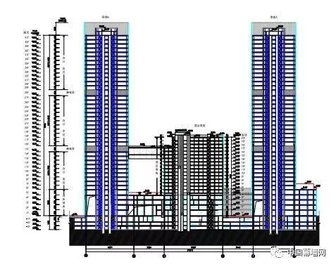 10个经典案例带你一起分析高层结构设计难点_16