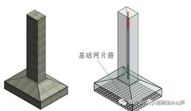 楼梯、基础各构件结构钢筋配筋(图解)_14