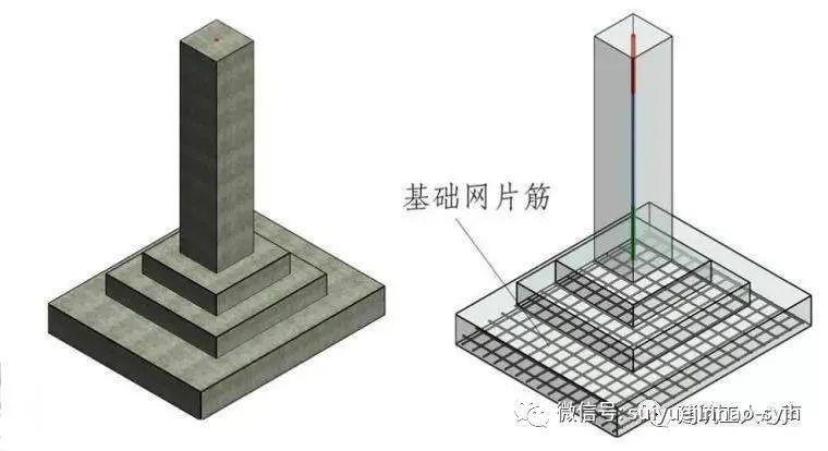 楼梯、基础各构件结构钢筋配筋(图解)_13