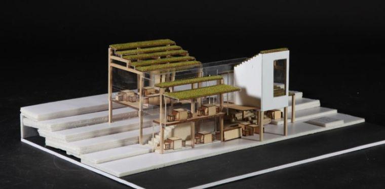 清华大学建筑学院2020级小品建筑设计_7