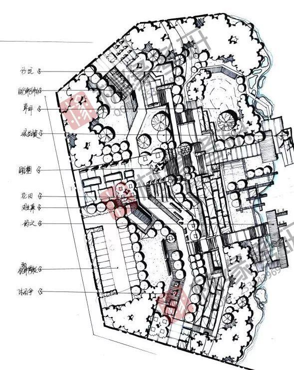 公园绿地中的道路设计_11