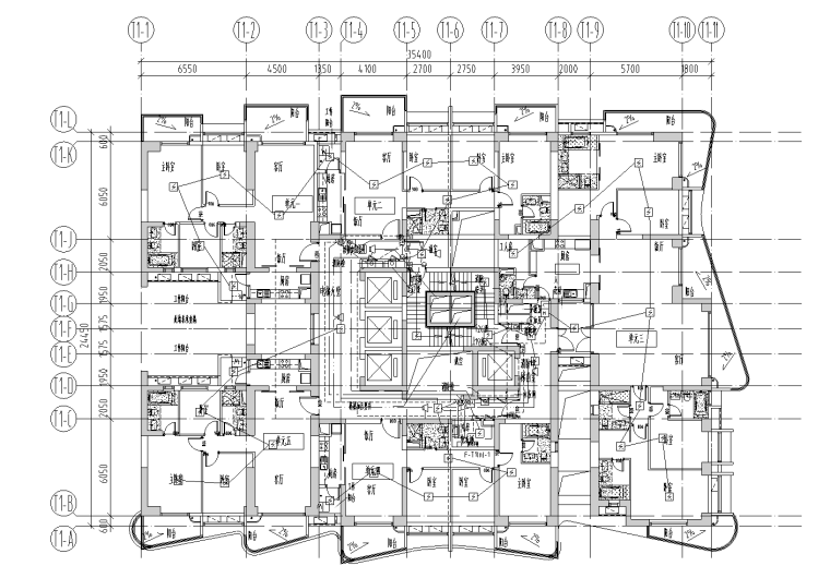 可视对讲大样资料下载-海南超高层住宅及配套文卫基建电气施工图纸