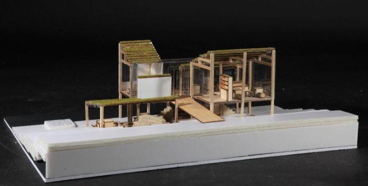 清华大学建筑学院2020级小品建筑设计_8