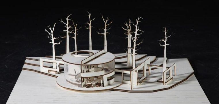 清华大学建筑学院2020级小品建筑设计_13