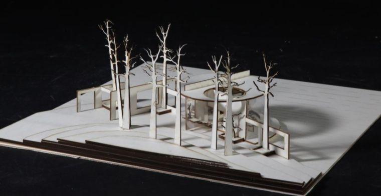 清华大学建筑学院2020级小品建筑设计_14