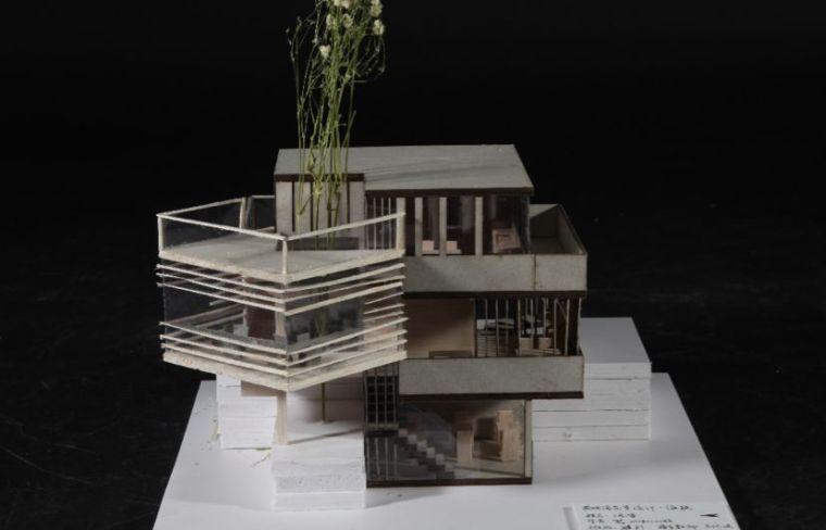清华大学建筑学院2020级小品建筑设计_16