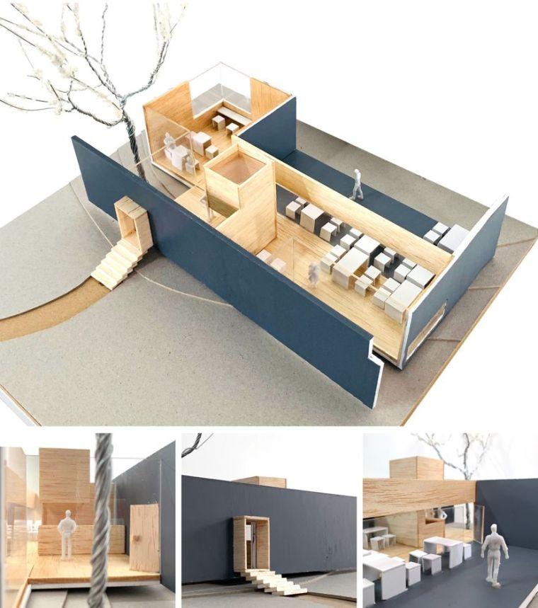 清华大学建筑学院2020级小品建筑设计_41