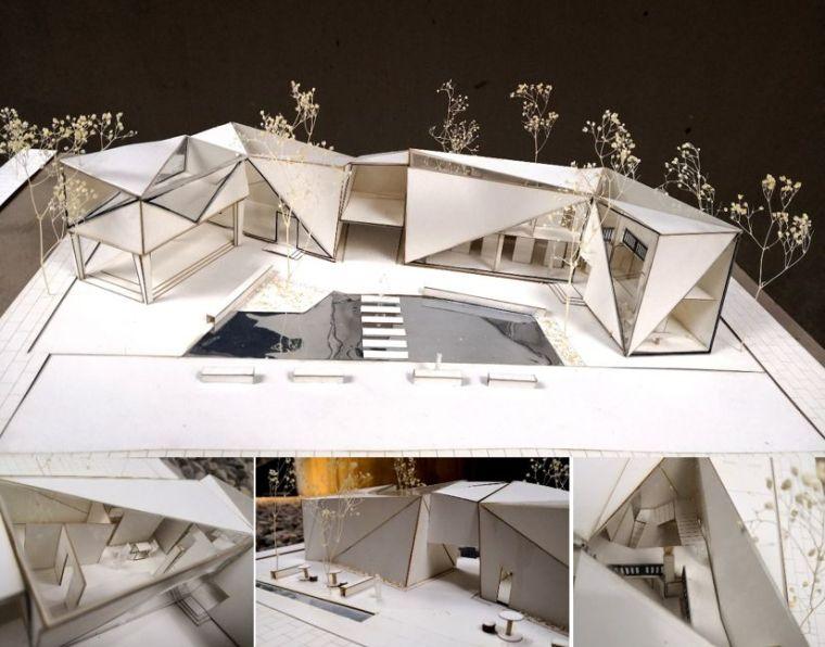清华大学建筑学院2020级小品建筑设计_42