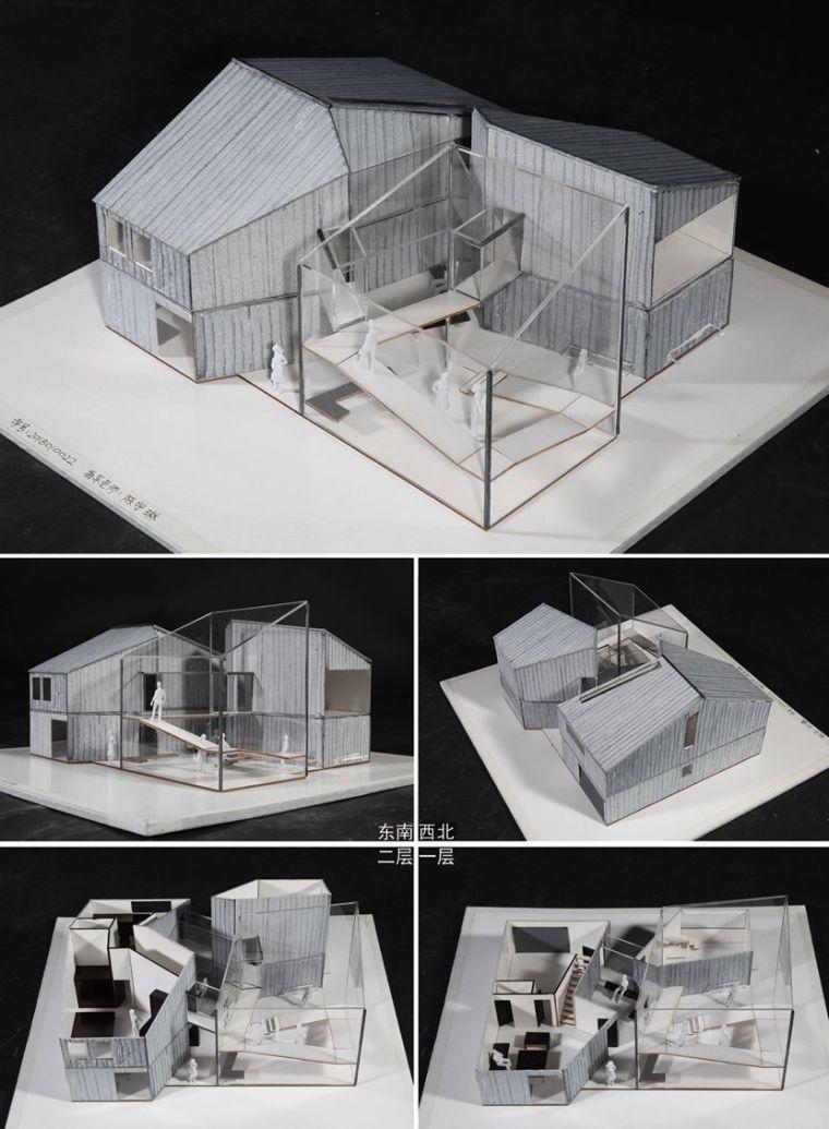 清华大学建筑学院2020级小品建筑设计_57