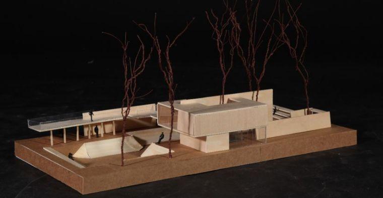 清华大学建筑学院2020级小品建筑设计_70