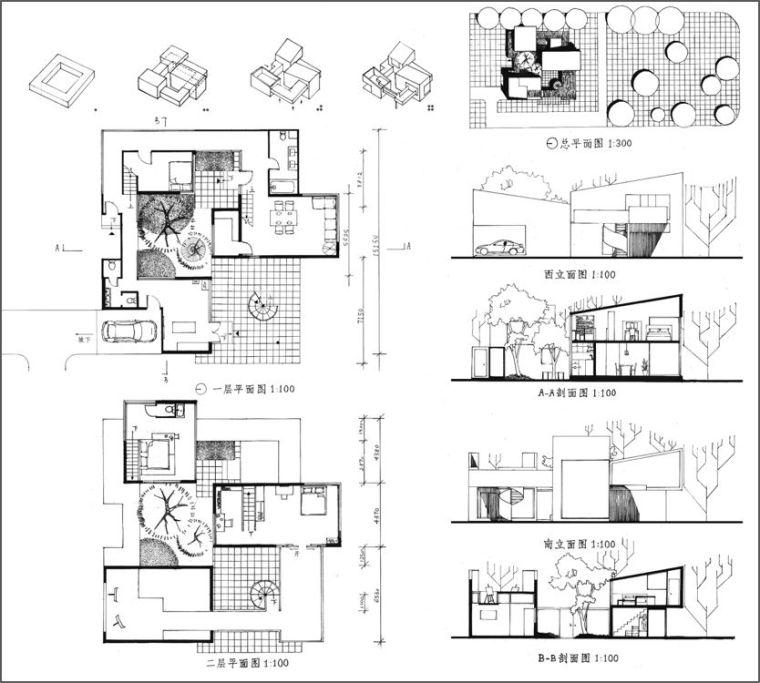 清华大学建筑学院2020级小品建筑设计_77