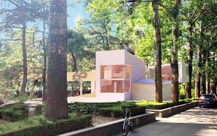 清华大学建筑学院2020级小品建筑设计_76