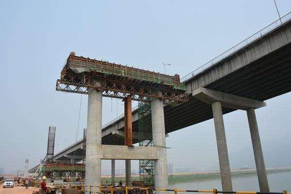 混凝土浇筑监理流程图资料下载-桥梁工程监理工作流程图