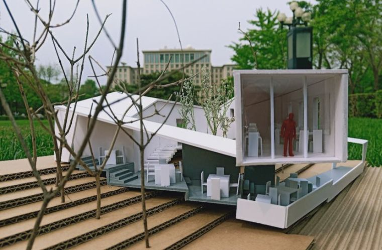 清华大学建筑学院2020级小品建筑设计_5