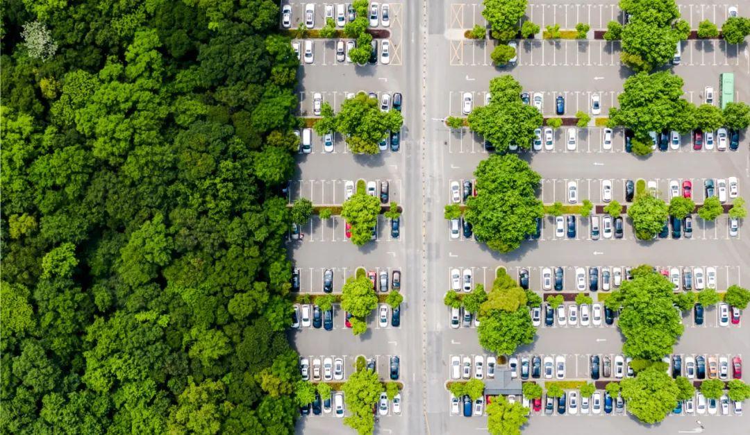 注意细节,没有搞不定的停车场