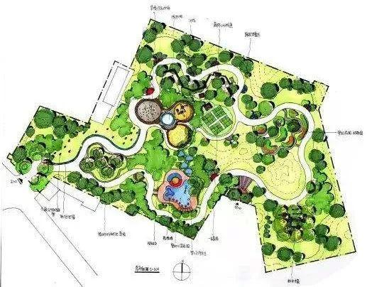公园绿地中的道路设计_5